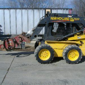 Excavator/Skid Jackhammer Attachment