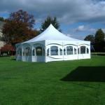 30 x 30 Frame Tent