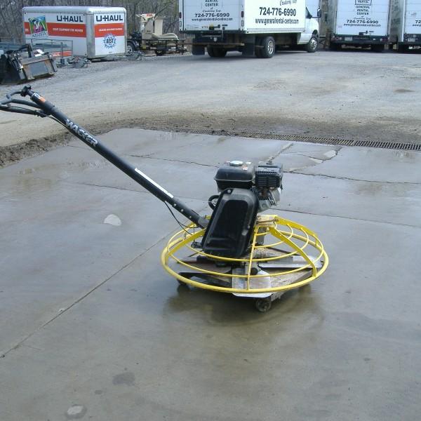 Concrete Power Trowel