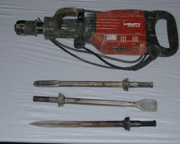 30 lb Electric Jackhammer