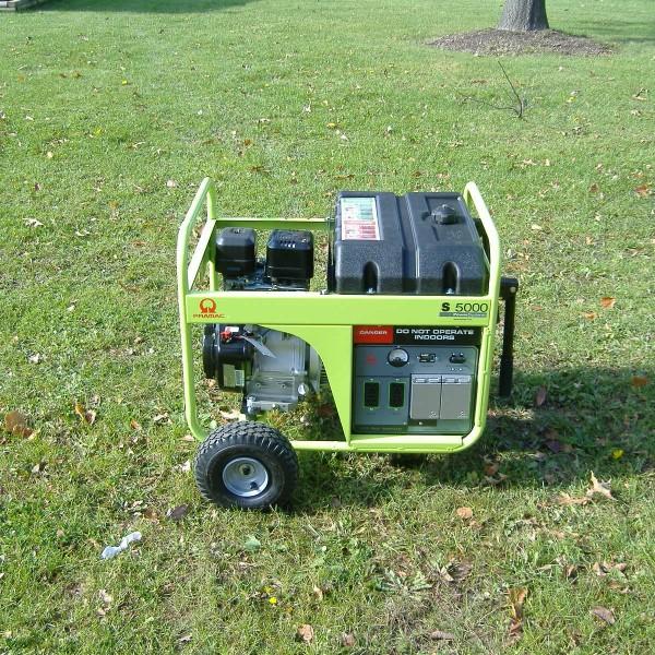 6 Kw Portable Generator