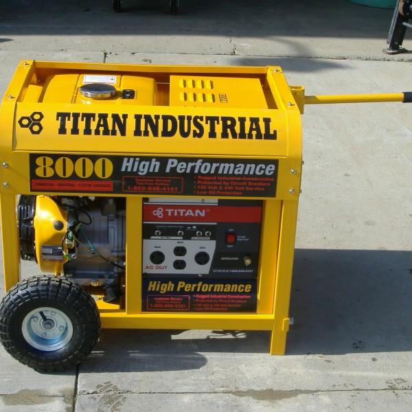 Generator (8 kw)