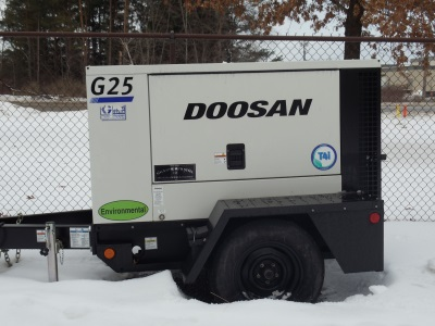 Generator (25 kw) Towable