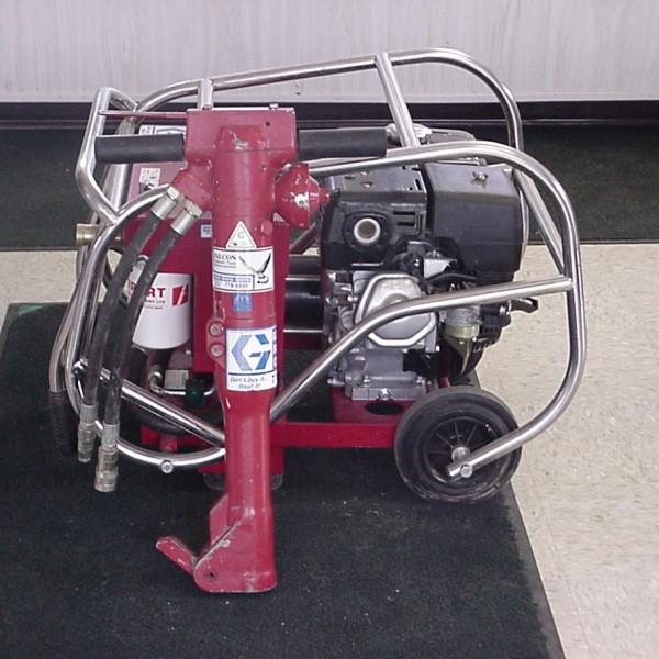 55 lb Hydraulic Jackhammer