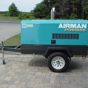 Air Compressor 175CFM (Towable)