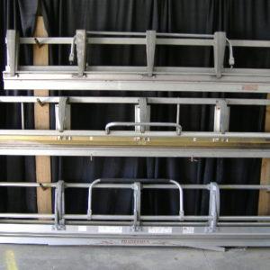 Aluminum Brake 10'