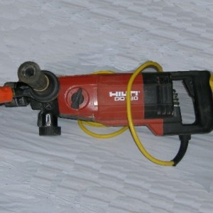 Core Drill (Handheld, Bit not included)