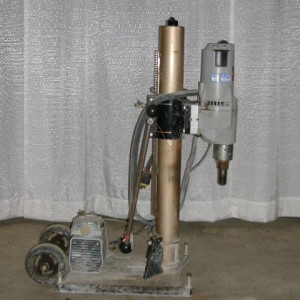 Core Drill (Floor / Vertical, Bit not included)