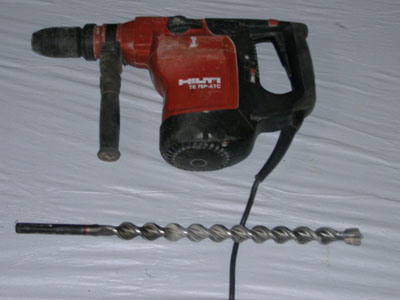 Hammer Drill ( Bit not included)