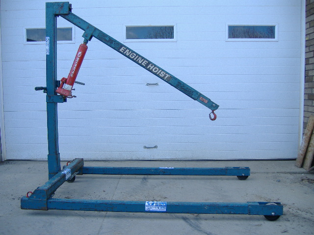 Engine Hoist General Rental Center