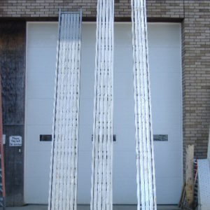 Aluminum Extension Planks 16' (20'' wide)