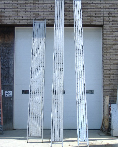Aluminum Extension Planks 16' (24'' wide)