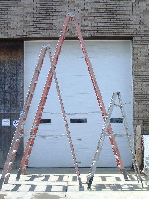 12' Step Ladder