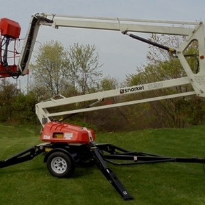 Boom/37' Towable Lift (2'' ball Hookup)
