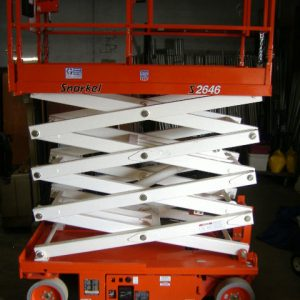Scissor Lift 26' Platform Height (1000 lb)