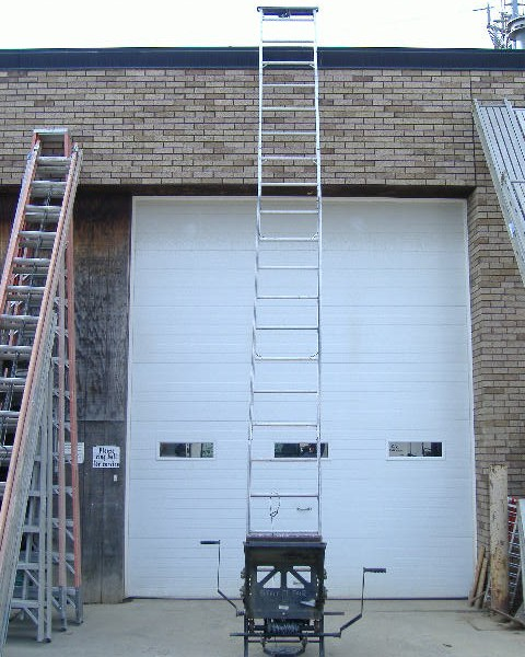 Shingle Lift (Lifts up to 28' high)