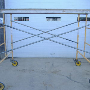 Pipe Scaffolding (5' x 5')