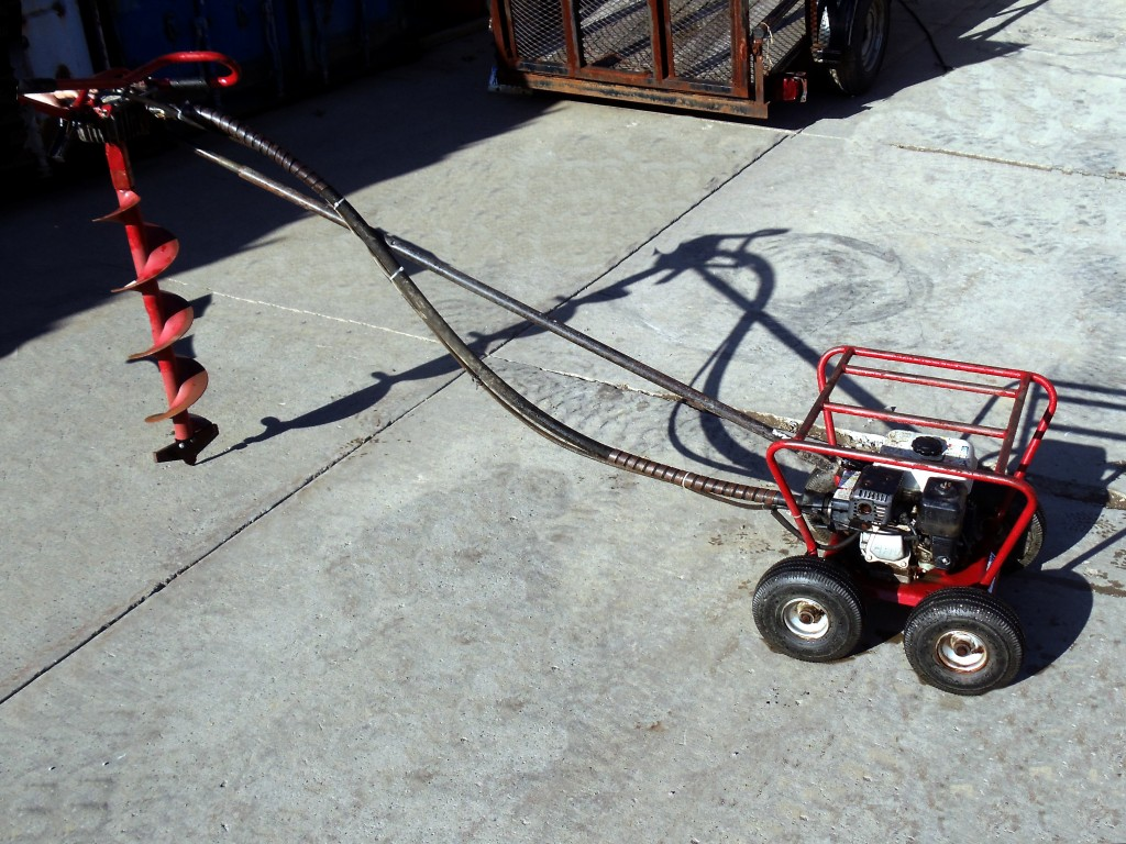 Post Hole Augers For Rent 6 8 Or 10 General