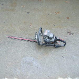 Double Edge Hedge Trimmer (gas)