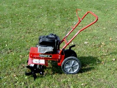 Front or Rear Tine Tiller (6 hp)