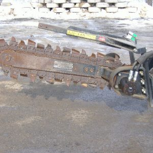 Trencher Attachment