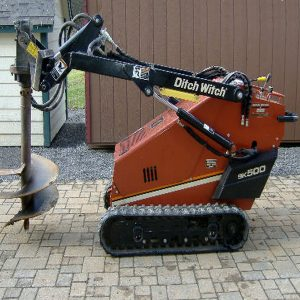 Ditch Witch SK500 Mini Skidloader