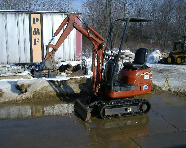 Ditchwitch MX9