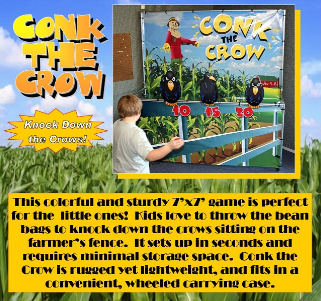 Conk the Crow