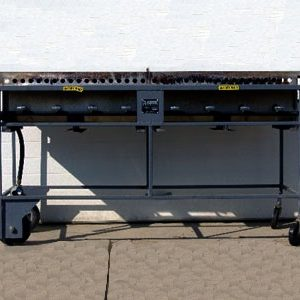 Grill/Griddle 6' Gas