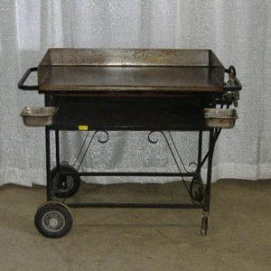 3' Gas Griddle