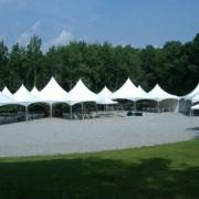40 x 40 Hexagon Tent