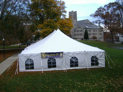 40 X 100 Pole Tents For Rent General Rental Center