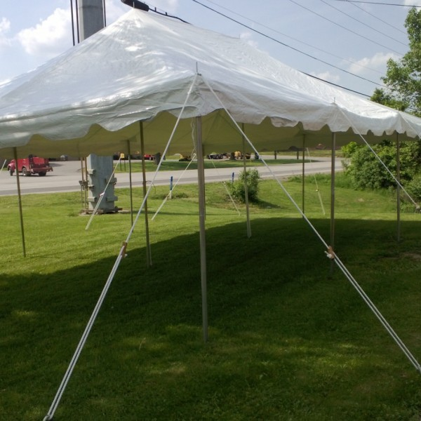 20 x 30 Pole Tent