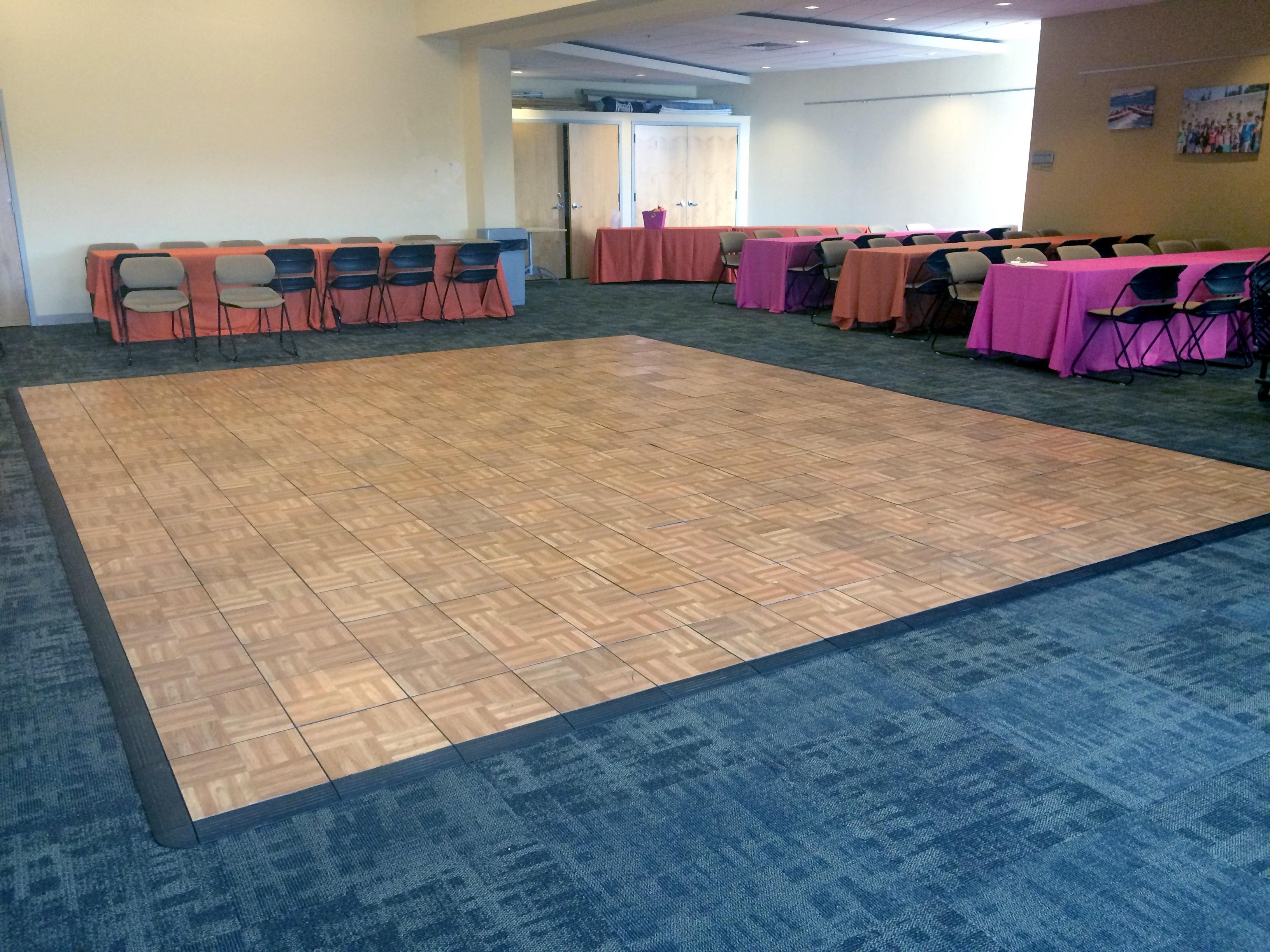 Dance Floor Rentals For Weddings Amp Events General Rental