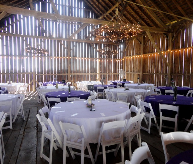 Wedding Lewis Family Farms General Rental Center