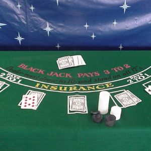 Black Jack/Texas Hold Em