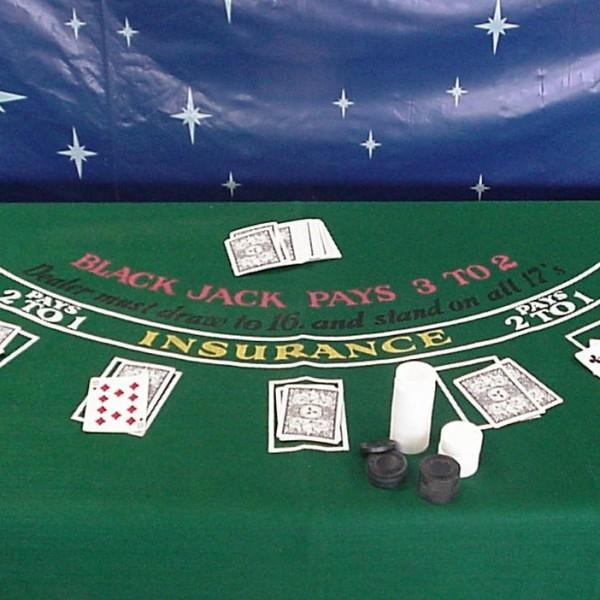 Black Jack/Texas Hold Em