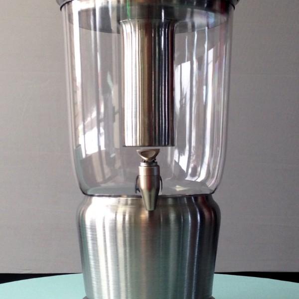 Stainless Beverage Dispenser