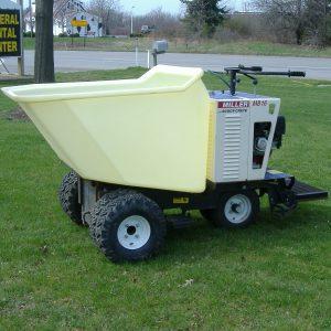 Concrete Buggy - Wheeled