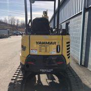 Yanmar ViO25 Excavator